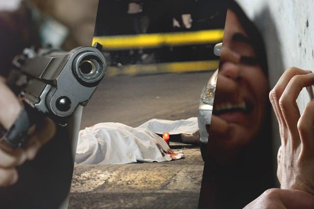 Violencia deja 10 muertos en cierre de 2020 y Año Nuevo en Puebla