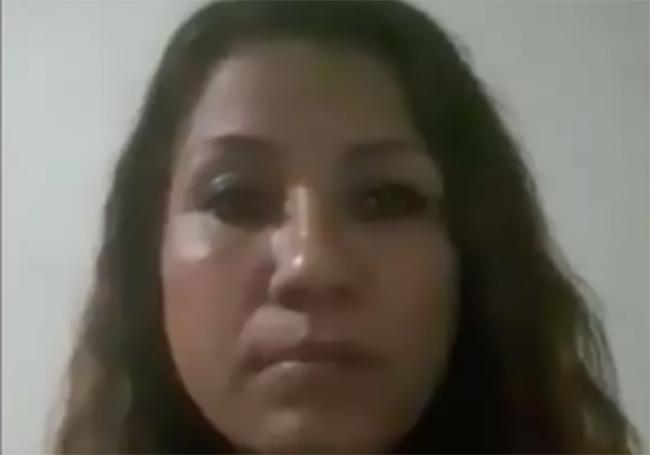 Mujer que denunció abuso sexual de Félix Salgado pide protección internacional