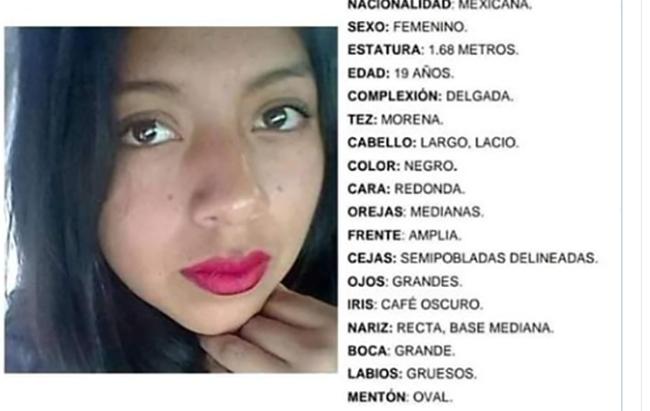 Desaparece Ana Bárbara de 19 años en San Jerónimo Caleras, Puebla
