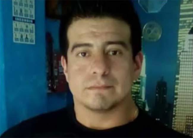 Luis Ángel desapareció en Temaxcalac, junta auxiliar de Texmelucan