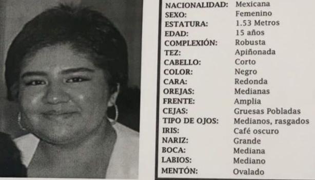 Giselle de 15 años desapareció en Lomas de Angelópolis en Puebla