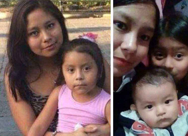 Desaparece joven madre con sus dos hijos en Xochimehuacan