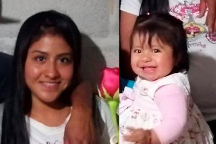 Desapareció Karol con su hija, en Tecamachalco