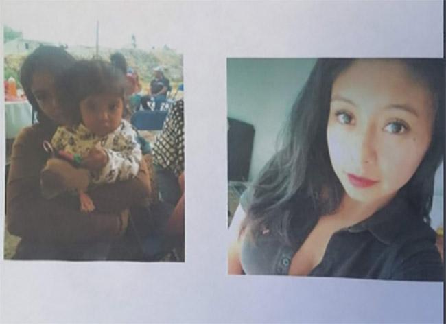 Desaparecen Alejandra y su hija de dos años en Puebla capital