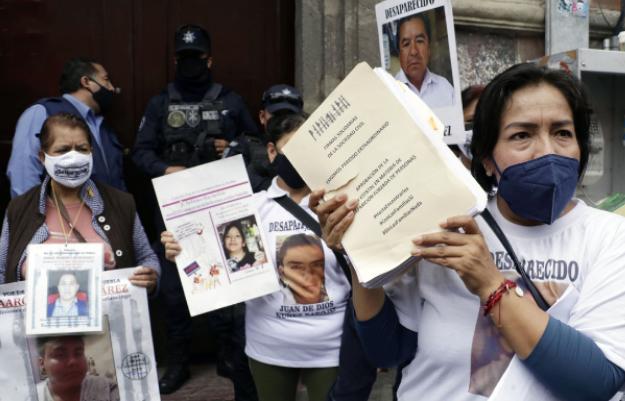 Diputado pide analizar Ley de Personas Desaparecidas antes de que culmine LX Legislatura