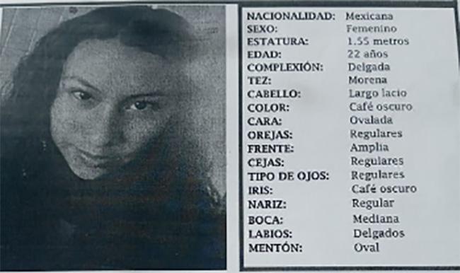 Sandra desaparece en la colonia Reforma Sur en Puebla