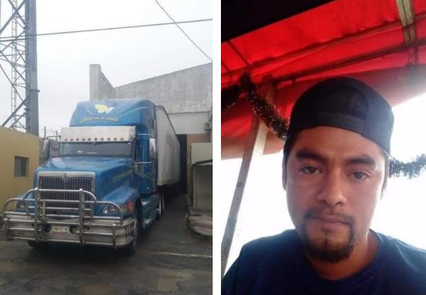 Roban tráiler en la Puebla-Orizaba; aún no aparece el conductor