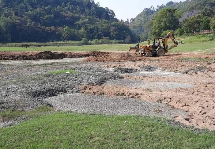 Empresa portuguesa incumple mantenimiento a presa de Necaxa