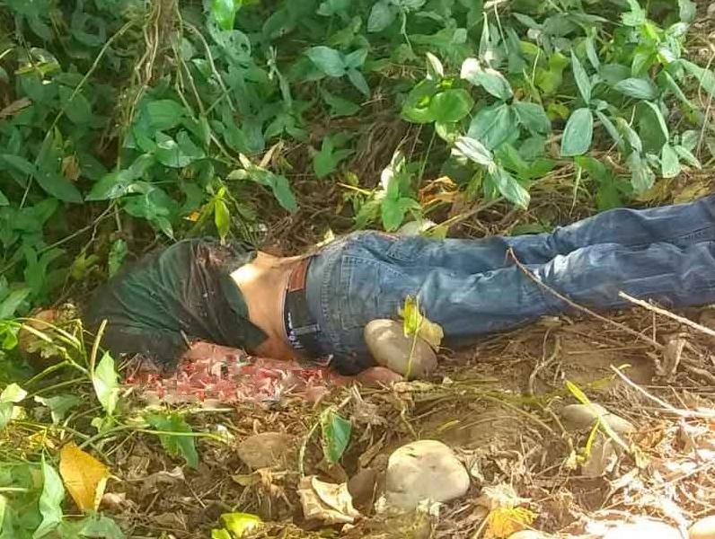 Hallan cadáver a orillas de la México-Tuxpan, en Venustiano Carranza