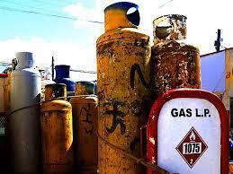 A romper el marranito, el tanque de Gas LP de 20 kg alcanzará los 470 pesos