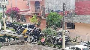 Policias de Huauchinango son denunciados por agredir a vecinos de la López Mateos