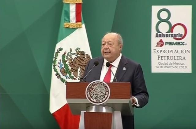 No me he ido de México: Romero Deschamps