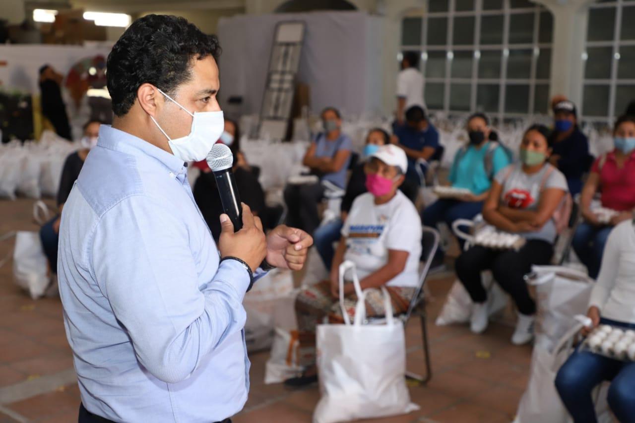 Valores a tu Mesa, ejemplo de un gobierno cercano a la gente en San Andrés
