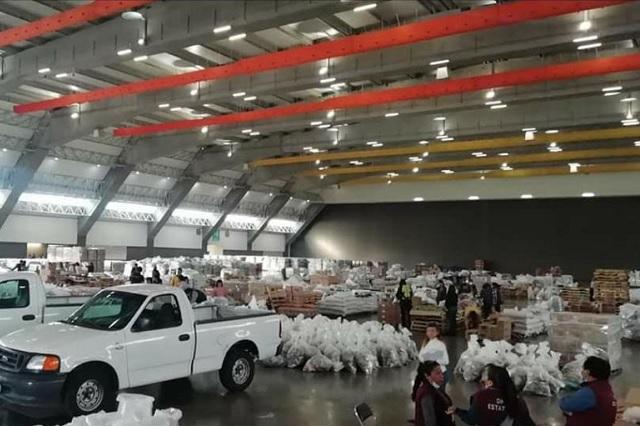 Pobladores de Xochiltepec aún no reciben despensas de programa alimentario