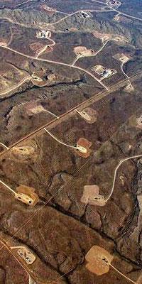 Le quitan agua a 31 mil para usarla en fracking en Chicontepec