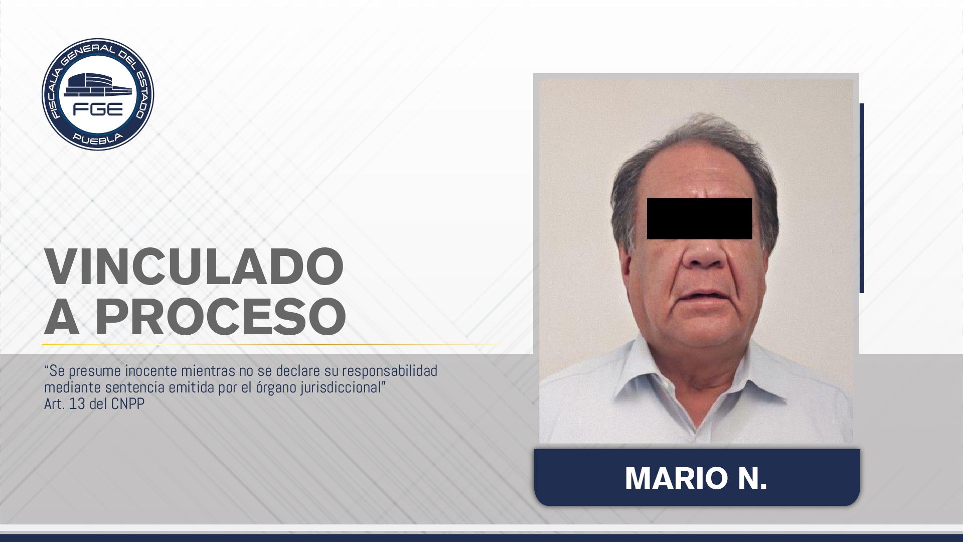 Vinculado a proceso hombre detenido con 1 mdp en Palmar de Bravo