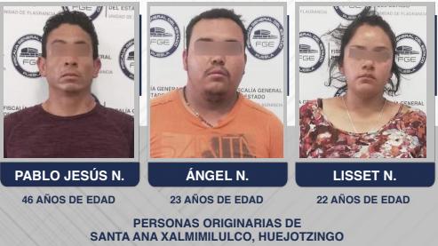 Ellos son los presuntos asesinos de los estudiantes de medicina