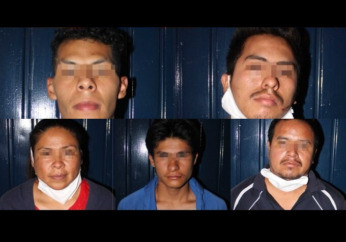 Intentaron secuestrar a mujer en un taxi en Xochimehuacán