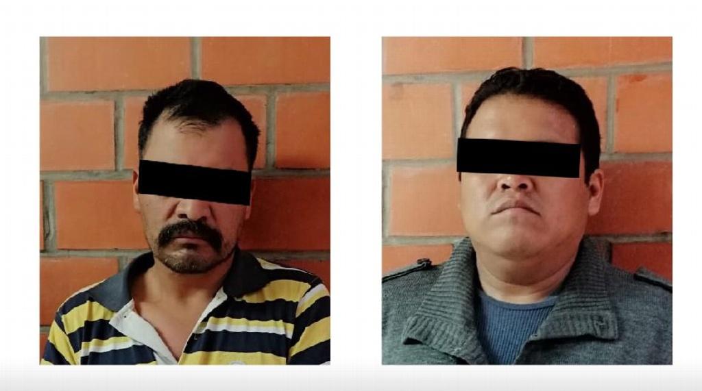 Detienen en Tlaxcala a 2 probables secuestradores de Veracruz