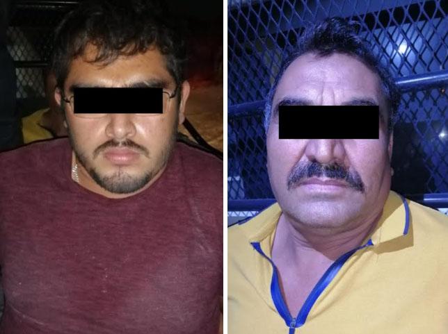 Detienen a sujetos que realizaban disparos al aire en Tehuacán