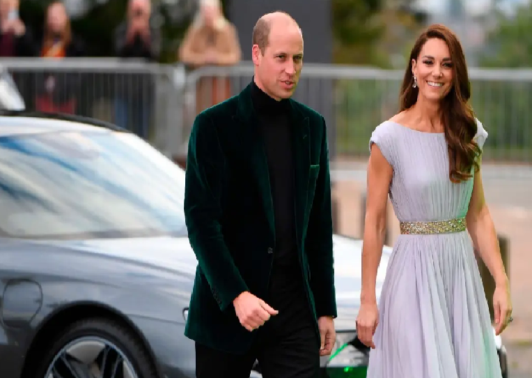 Nueva imagen del Príncipe William