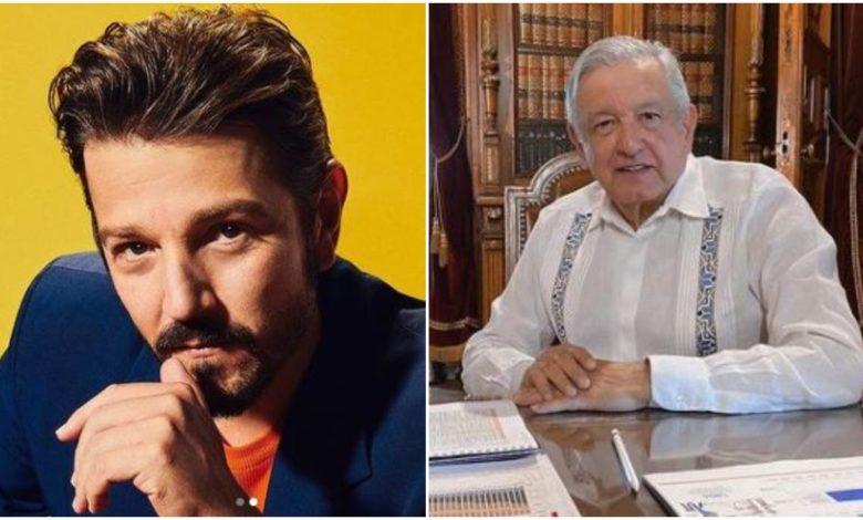 Diego Luna le pide a AMLO no minimizar acusaciones contra Félix Salgado