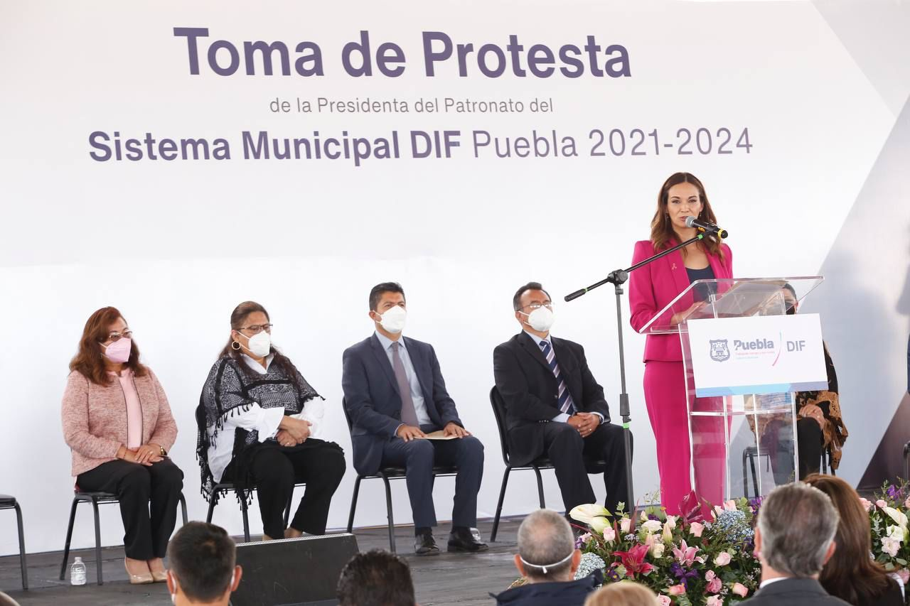 Rinde protesta Liliana Ortiz como titular del DIF