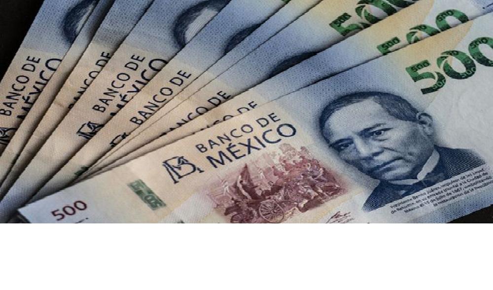 El peso mexicano cerró las operaciones con una marginal ganancia