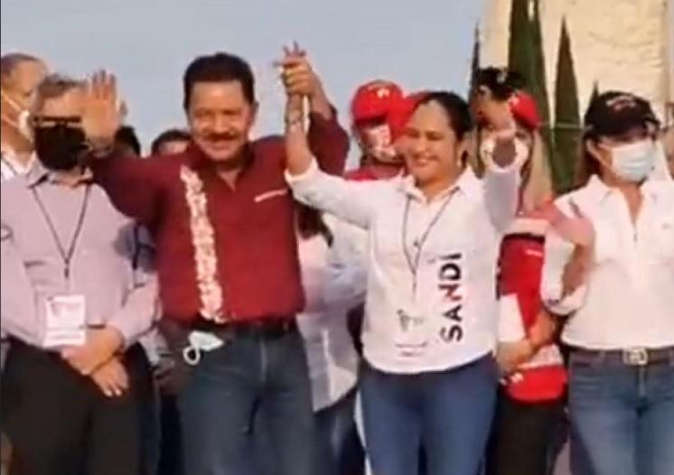 Investigan a diputada de Morena en Puebla por venta ilegal de armas