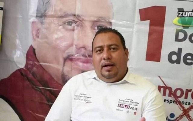 Disparan a diputado de Morena; fue intento de asalto, afirma