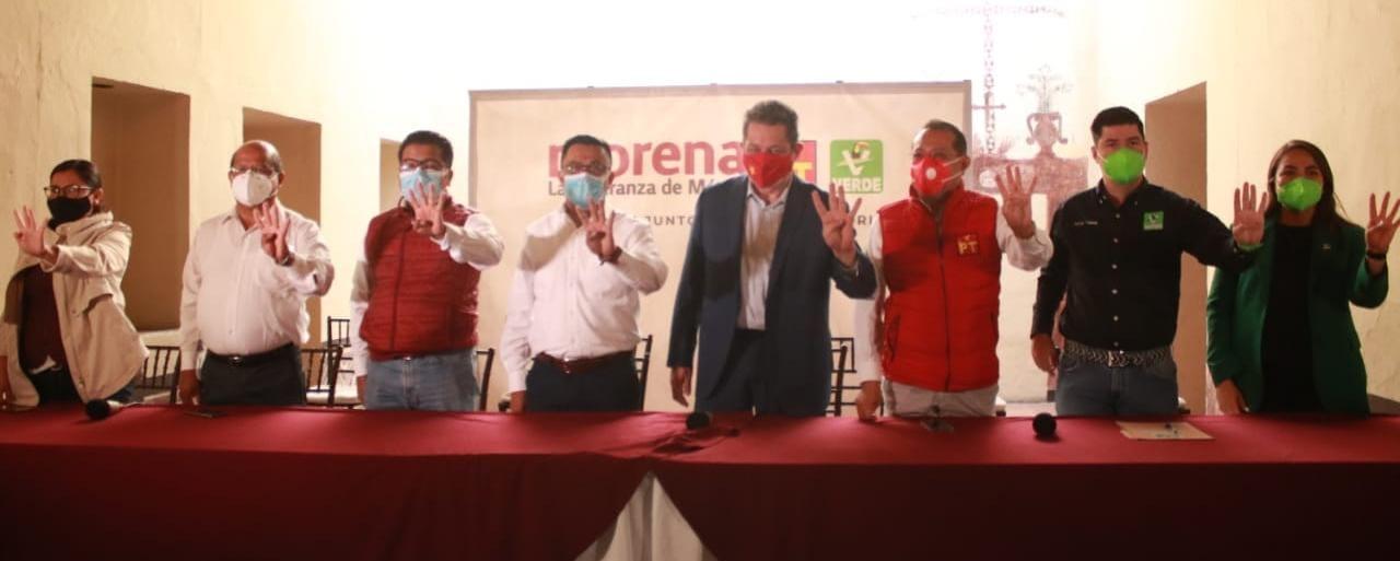 Morena inicia campaña en Puebla con 250 impugnaciones a cuestas