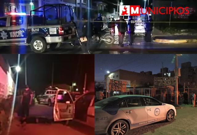 Cierra con 8 personas ejecutadas la jornada del jueves en Puebla