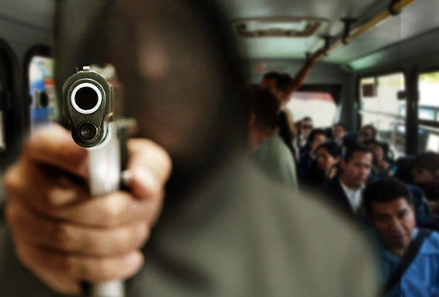Se retractan de penas contra asaltantes de transporte público