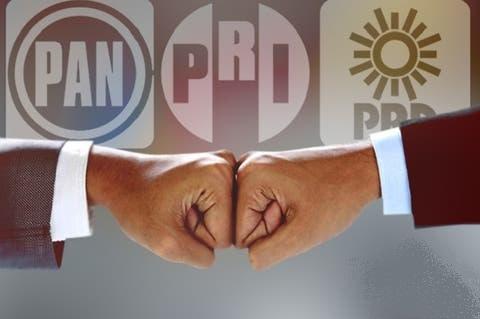 Dirigentes partidistas amarran candidaturas en Puebla