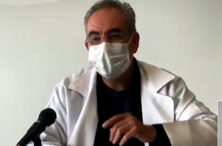 VIDEO Puebla, cerca de los 87 mil casos covid