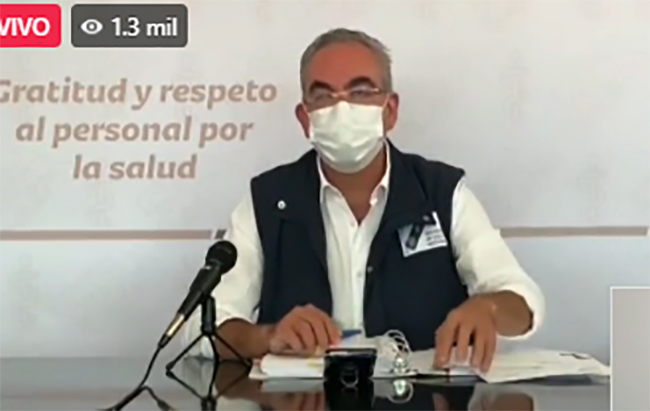 VIDEO Puebla rebasa los 89 mil poblanos contagiados por covid