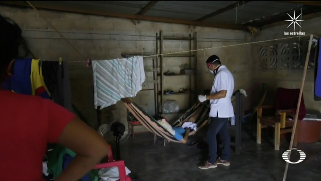 Logra doctor chiapaneco salvar a 100 personas infectadas de COVID19