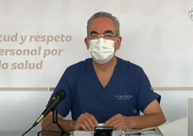 EN VIVO Puebla contabiliza 160 casos de covid en 24 horas