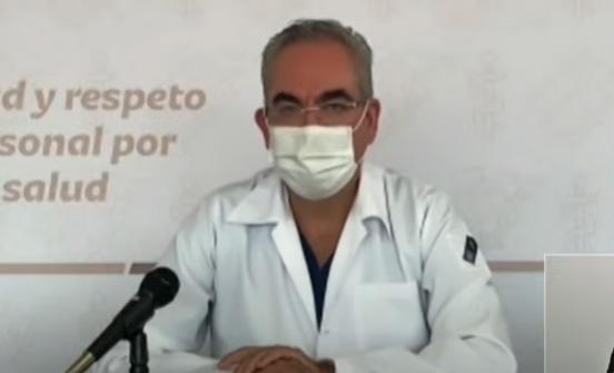 VIDEO Puebla registra 262 casos de covid en 24 horas