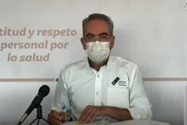 VIDEO Puebla registra 33 casos covid en 24 horas
