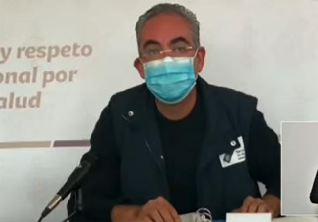 VIDEO Hay 14 municipios con casos Covid en Puebla
