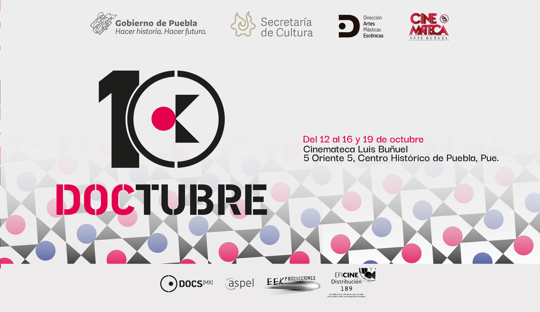 Puebla se suma a iniciativa de cine de no ficción Doctubre