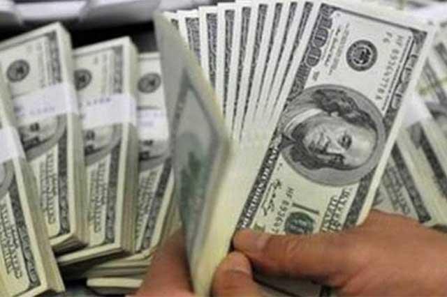 Dólar sigue a la baja y se vende en 22.99 pesos en promedio