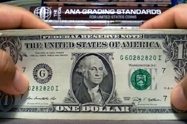 Así amanece la cotización del dólar este día