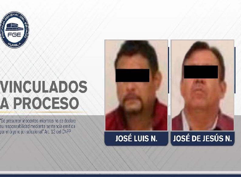 Tras persecución en Xicotepec los vinculan a proceso por tráfico de droga
