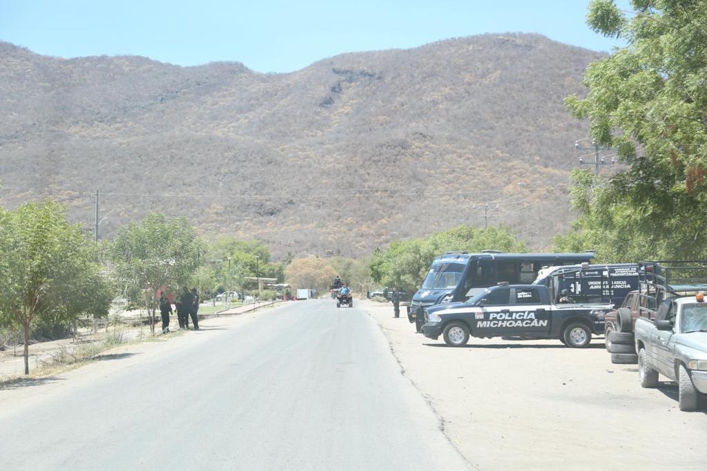 CJNG ataca con drones explosivos a la policía en Michoacán
