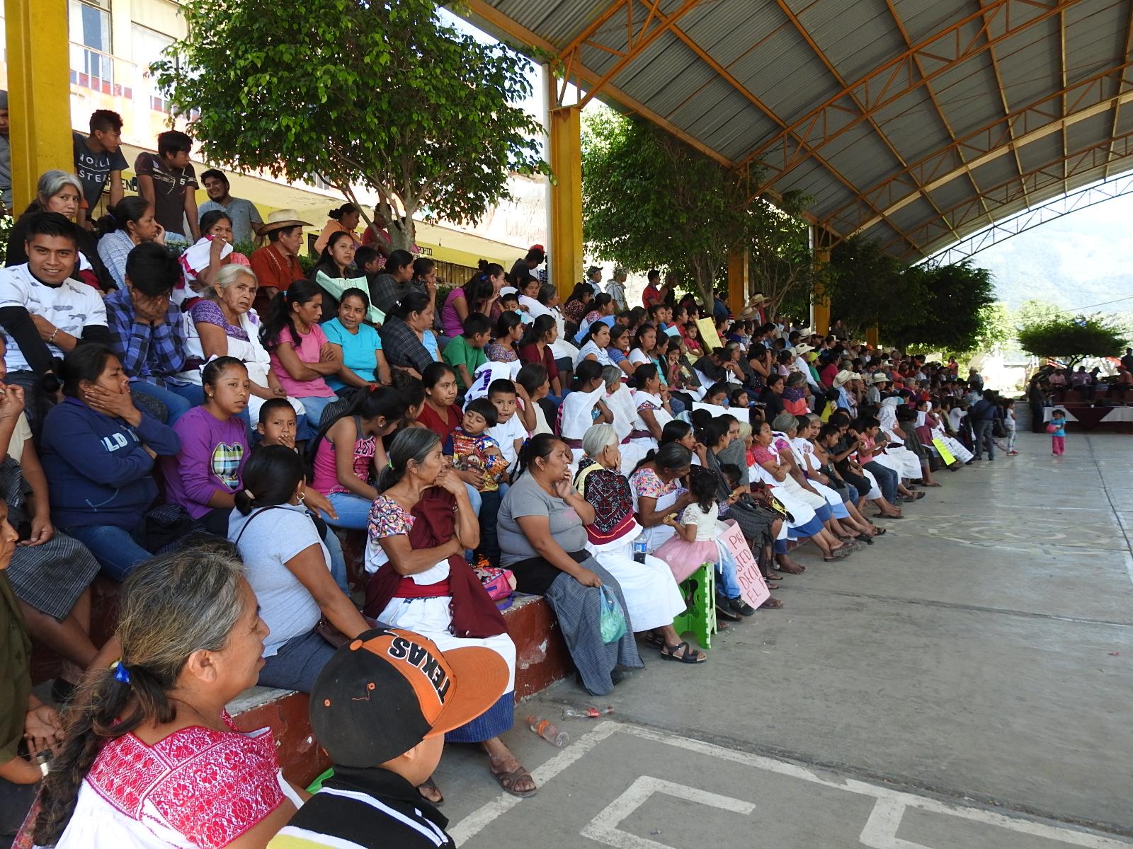 Ordena juez suspender gasoducto en comunidad de Pahuatlán