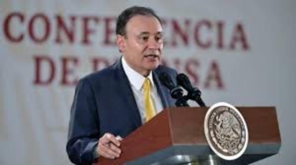 VIDEO Confirma Alfonso Durazo dimisión, va por gubernatura de Sonora