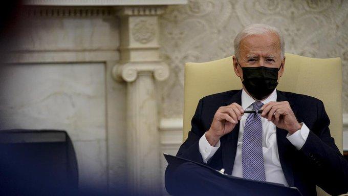 Biden expresa sus condolencias y ofrece ayuda a México