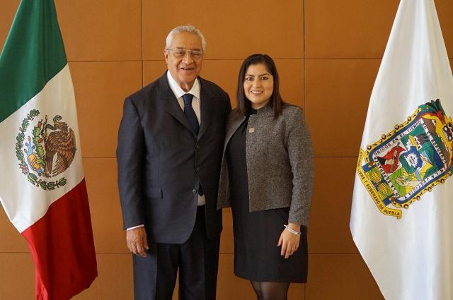 Funcionarios no harán campaña, prometen Pacheco y Rivera